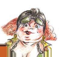 Illustration - Zeichnung - Comic aus Dresden